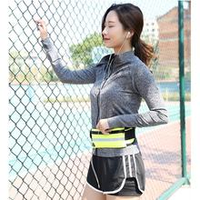 Outdoor Sports Waist Bag Wallet Water Bottle Pouch Bag Waterproof Men Women Mobile Phone Bag for Running Cycling(China)