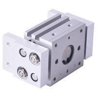 MHL2 MHL2 40D MHL2 40D1 MHL2 40D2 100 200mm pneumatic clamp cylinder SMC TYPE parallel air gripper wide type