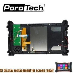 Image 1 - X7/X9 CCTV TESTER סדרת לוח החלפת מסך מגע תצוגת תיקון תצוגת החלפת מסך מגע תיקון