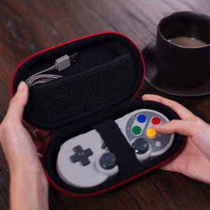 Image 5 - EVA Gamepad Protection Bag Game Handle Controller Perfect Traveling Case Fit for 8BitDo movement sensor Professional manufacturi