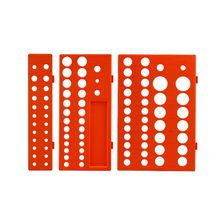 3pcs/set Multifunctional Sleeve Socket Organizer Tray Rack Storage Holder Metric E7CB