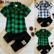 Комплект для мальчиков; Новинка года; рубашка с лацканами для мальчиков; костюм из двух предметов; детская одежда для маленьких джентльменов; повседневная домашняя одежда; детская одежда