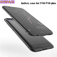 6000mAh Portable Power Bank For Huawei P9 Plus P9 Backup Battery Charger Cover For Huawei P10 Plus P10 Power Case With Magnet|Battery Charger Cases| |  -