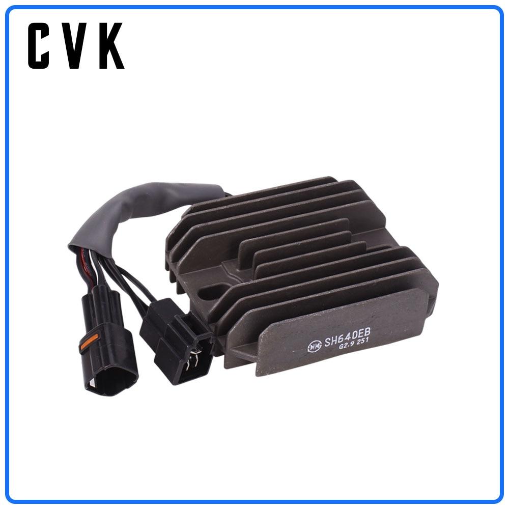 CVK Rectifier Voltage Regulator Charger For SUZUKI GSXR600 GSXR750 GSXR1000 GSX-R GSX 600 750 1000 R 2005 2006 2007 2008 SV650