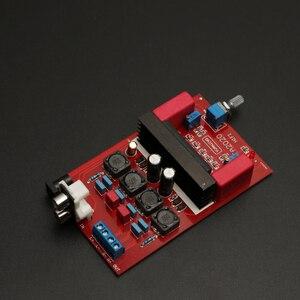 Image 5 - DC8.5 ~ 14v 20W * 2 TA2020 power verstärker bord Deluxe upgrade board Klasse T power verstärker bord mit potentiometer