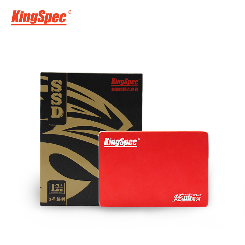 Nouvelle vente HDD 2.5 pouces SATA3 120GB SSD disque dur SATAIII Interface HD interne KingSpec SSD 240GB pour ordinateurs portables tablettes ordinateur portable
