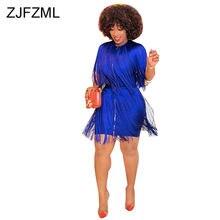 Женское платье без рукавов с круглым вырезом и завышенной талией