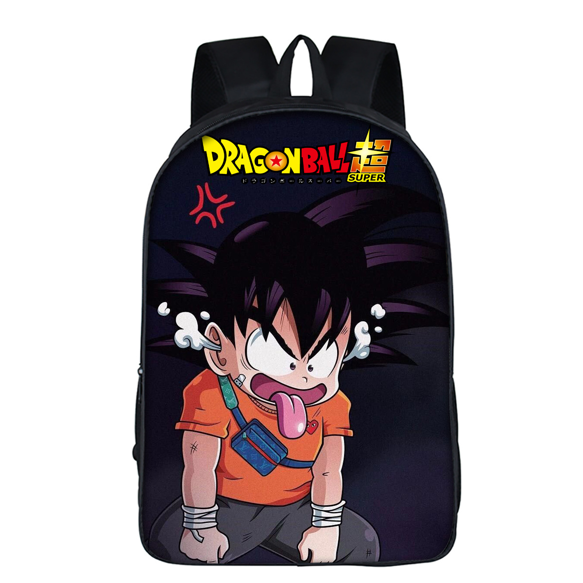 ANIME Dragon Ball Z Shoulder BAG SCHOOL BACKPACK Son Goku School Shoulder Bag
