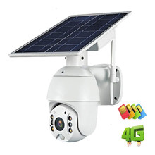 WakeView-cámara de seguridad Solar para exteriores, videocámara de vigilancia con Wifi, HD, 1080P, 4G, impermeable, PIR, aplicación móvil