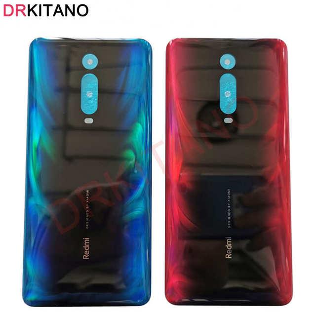 Originele Nieuwe Voor Xiaomi Mi 9T Pro Back Battery Cover Deur Redmi K20 Pro Achter Behuizing Glas Case Voor xiaomi Mi 9T Batterij Cover