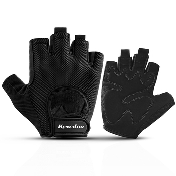 Half Finger Body Building Fitness Gym Gloves Crossfit Weight Lifting Gloves For Men Musculation Women Anti-slip Barbell Dumbbell