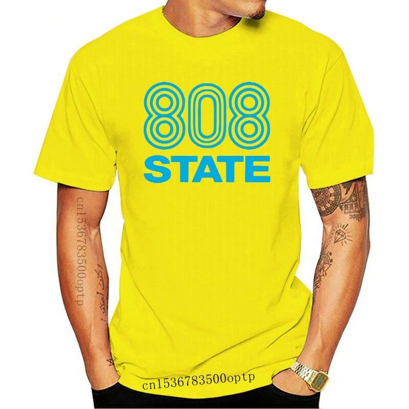 808 State Mens Women SweatShirt Funny Retro Dance Music Madchester Wear
