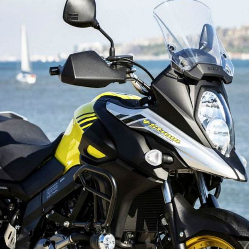 Protège-mains de moto Suzuki v-strom DL650 2004 – 2020, protège-guidon DL 650 V Strom 2015 2016 2017 2018 6
