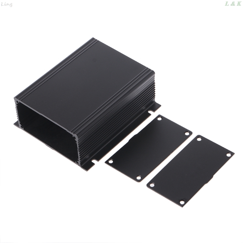 DIY Aluminum Case Electronic Project PCB Instrument Box 100x88x39mm