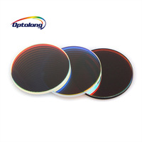 OPTOLONG H Alpha 7nm SII CCD 6.5nm OIII CCD 6.5nm Narrow Band Filters Kit for Deep Sky 31mm Unmounted Filter Wheels LD1013B