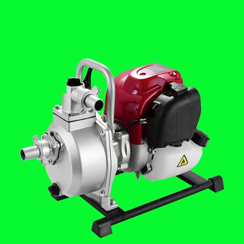 1 1.5 Inch Water Transfer Self-priming Pump Support Bracket For Gasoline Engine,high Pressure Farm Irrigation Holder 139 GX35