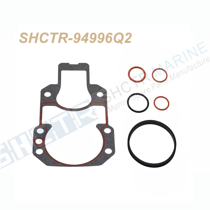 SHCTR Water Pump Repair Kit For 94996Q2, Alpha One Gen II Drives