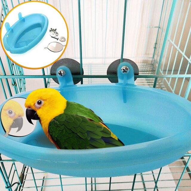 Bird Bathtub  5