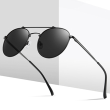 2020 Men Vintage Aluminum Polarized Sunglasses Mirror Sun Glasses Coating Lens Driving Eyewear Accessories For Men/Women
