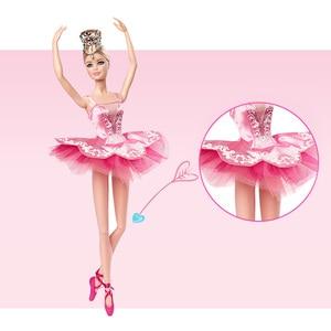 Image 5 - Original Barbie Dolls 25th Collectors Beautiful Princess for Baby Girls Toys for Children Kids Present Brinquedos Bonecas