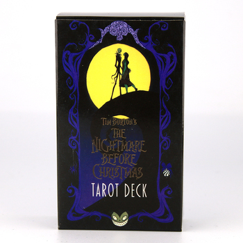 The Nightmare Before Christmas Tarot Deck  fan or tarot enthusiast in your life karmel nair your tarot predictions for 2015