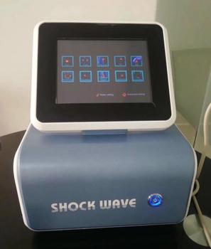 Low Intensity ED Shock Therapy Machine 2019 High Quality/Sound Shock Therapy Machine for Pain Treatment