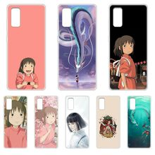 Spirited Away ogino chihiro Phone Case cover hull For SamSung Galaxy S 7 8 9 10 11 20 a 20e 50 51 70 71 Plus Edge Ultra(China)