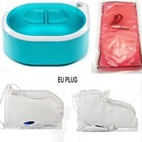 5L Paraffin Spa Warmer Wax Machine Heater With Heated Electrical Booties Gloves Continuous Hydrating Heat Therapy Machine