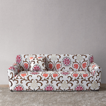 Sofa-Cover Pet-Stretch Elastic Living-Room Home-Decoration Multicolor Printing Polyester