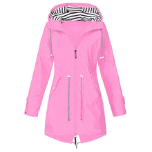 Vertvie Winter Jacket Women Windproof Female Coat Cotton Padded Warm Running Camping Sports Overcoat Fashion Outwear