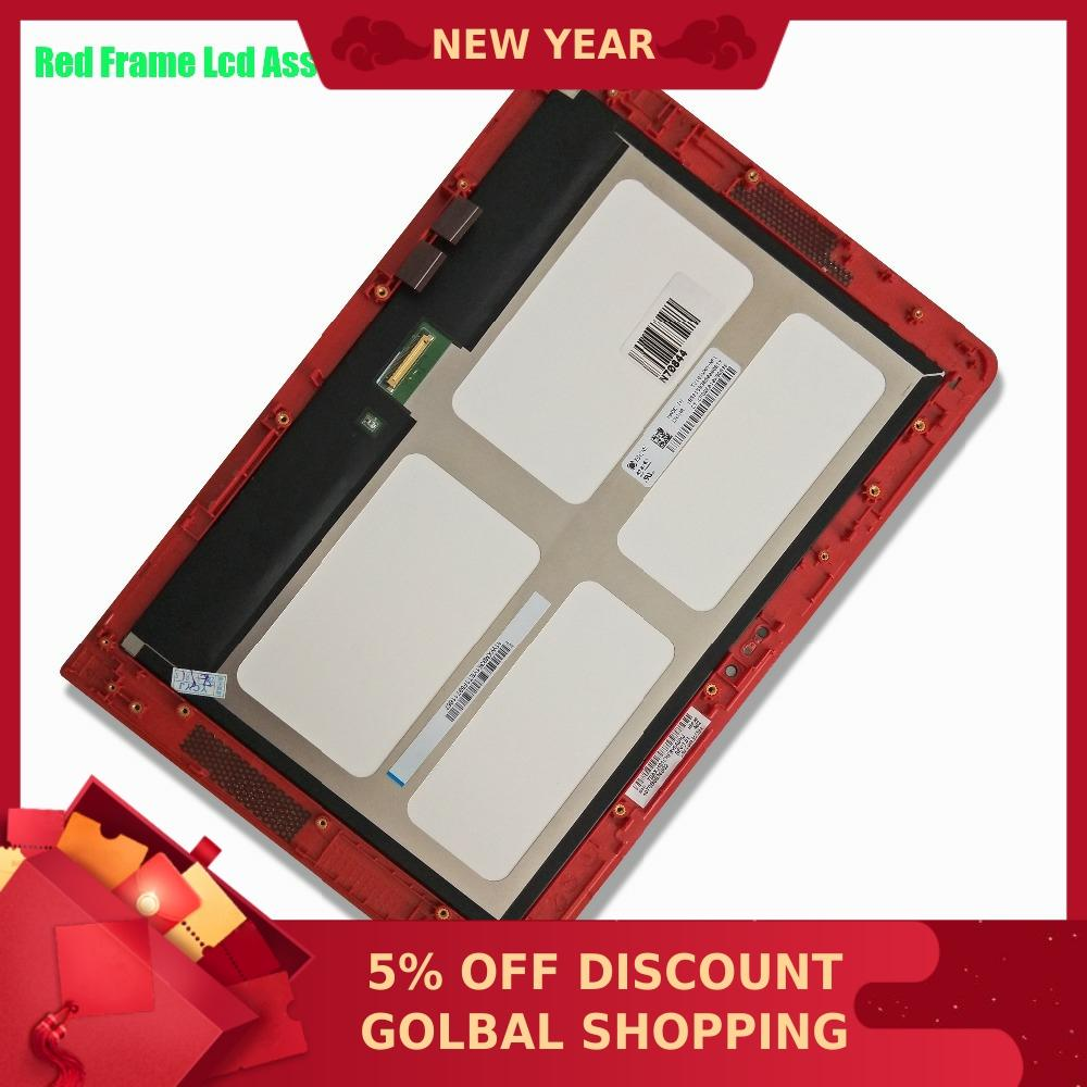New For HP Pavilion Notebook X2 210 G2 G110-P001NV LCD Display Lcd Screen With Digitizer Touch Screen Assembly B101EAN01.8