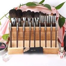 Perfect Wool Makeup Brush Set High Quality Eye Shadow Concealer Powder Brush Art Paint Pen Kabuki Makeup Tool