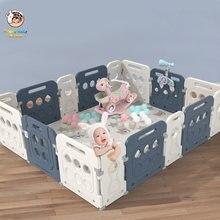 Детская ограда для игры детей шары бассейн новорожденных От