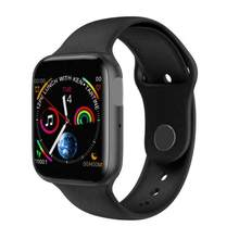 2020 nouvelle haute qualité IWO 8 Plus montre intelligente Bluetooth Smartwatch série 4 pour Samsung IOS Apple horloge(China)