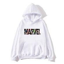 Herfst Winter MARVEL Hoodies Spiderman Mannen Hoodie Sweatshirts Tops Casual Nieuwe Mannelijke Trainingspak De Avengers Mer