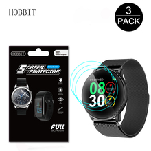 3 шт Защитная пленка tpu для UMIDIGI Uwatch Uwatch2 Smart Watch, защита на весь экран, Гидрогелевая мягкая прозрачная пленка