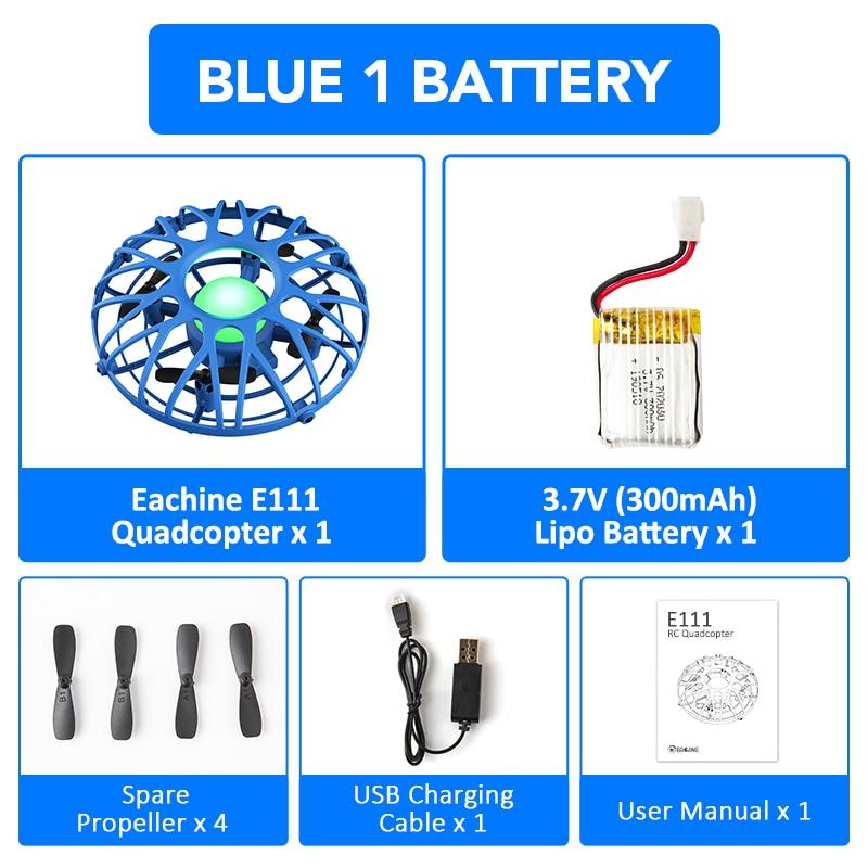 Blue 1 Battery