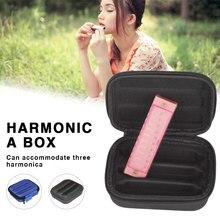 1 шт. сумка для хранения губной гармоники квитанция автоматический орган Начинающий артист IRIN10 Оксфорд чехол для гармошки