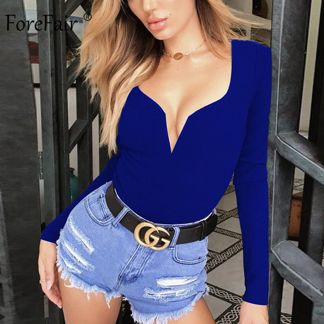 Dark Blue Bodysuit