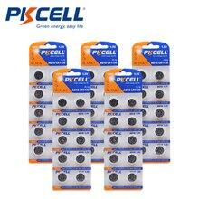 50 Batteries de thermomètre G10 AG10 LR1130, 1130 SR1130 389A LR54 L1131 189 389A, capacité de 1.5V, bouton