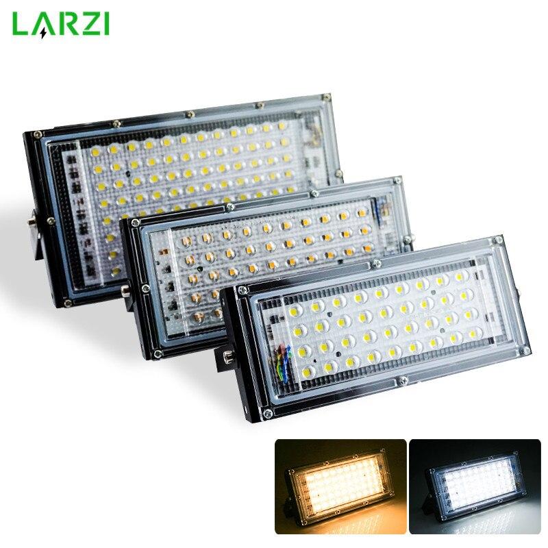 Светодиодный прожсветильник 30 Вт, 50 Вт, 100 Вт, светодиодный В переменного тока