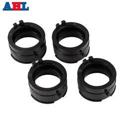 AHL Carburetor Intake Manifold Pipe Interface Adapter For Honda CBR400 NC23 NC29 CB-1 CB400F CB400 F 16213-KY2-010 16212-KAF-000
