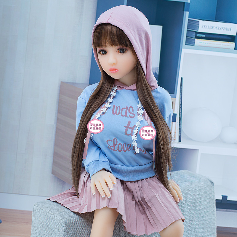 Small Size Tpe <font><b>Sex</b></font> <font><b>Doll</b></font> <font><b>100cm</b></font> Real <font><b>Flat</b></font> Chest <font><b>Doll</b></font> Realistic Silicone <font><b>Sex</b></font> <font><b>Dolls</b></font> Small Girl Hot Sexy For Men Tight Vagina Love image