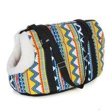 Классический собака дорожная сумка перевозки домашних животных кошка рюкзак Малый любимчика слинг сумка открытый путешествия Pet аксессуары для мелких животных щенок кошка собака
