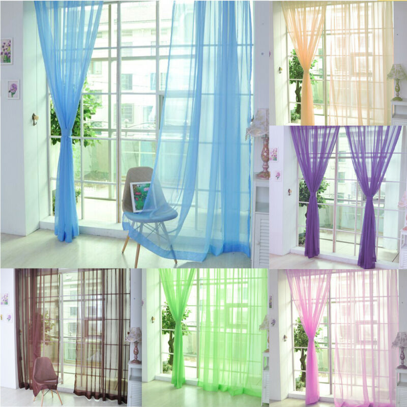 String Curtains Patio Net Fringe For