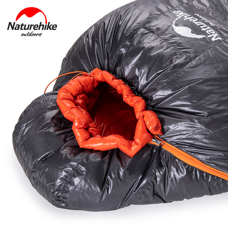 naturehike ulg1000 saco de dormir leve ganso 04