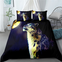 hot sell quilt cover bedclothes bedding set double layer blanket simple fashion crystal thicken velvet quilt cover home supplies 3D Print Bedding Set Custom,Duvet Cover Set King/Europe/USA,Comforter/Quilt/Blanket Cover Set,Animal  Leopard  Bedclothes