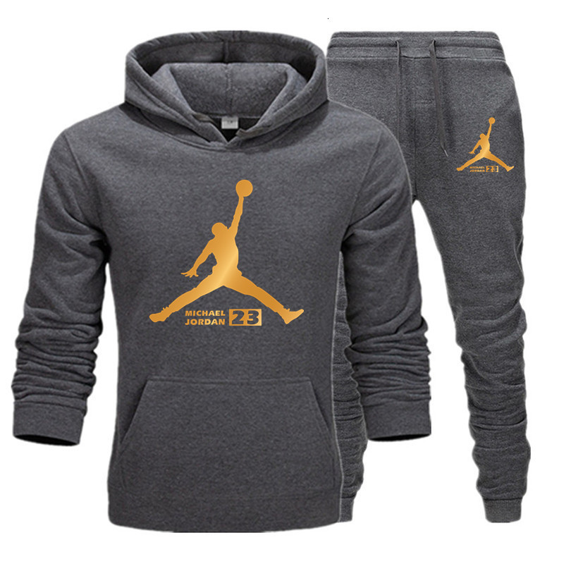 New  Brand Tracksuit Men Thermal Underwear Men Sportswear Sets Fleece Thick Hoodie+Pants Sporting Suit Malechandal Hombre