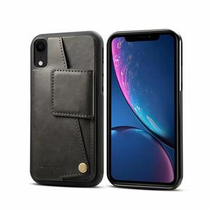 Image 3 - YXAYN قطرة غطاء حماية الحالات الجلدية الهاتف الخلفي الفاخرة محفظة غطاء ل iPhone12 Mini 7 8 Plus X XR XS ماكس 11ProMAX