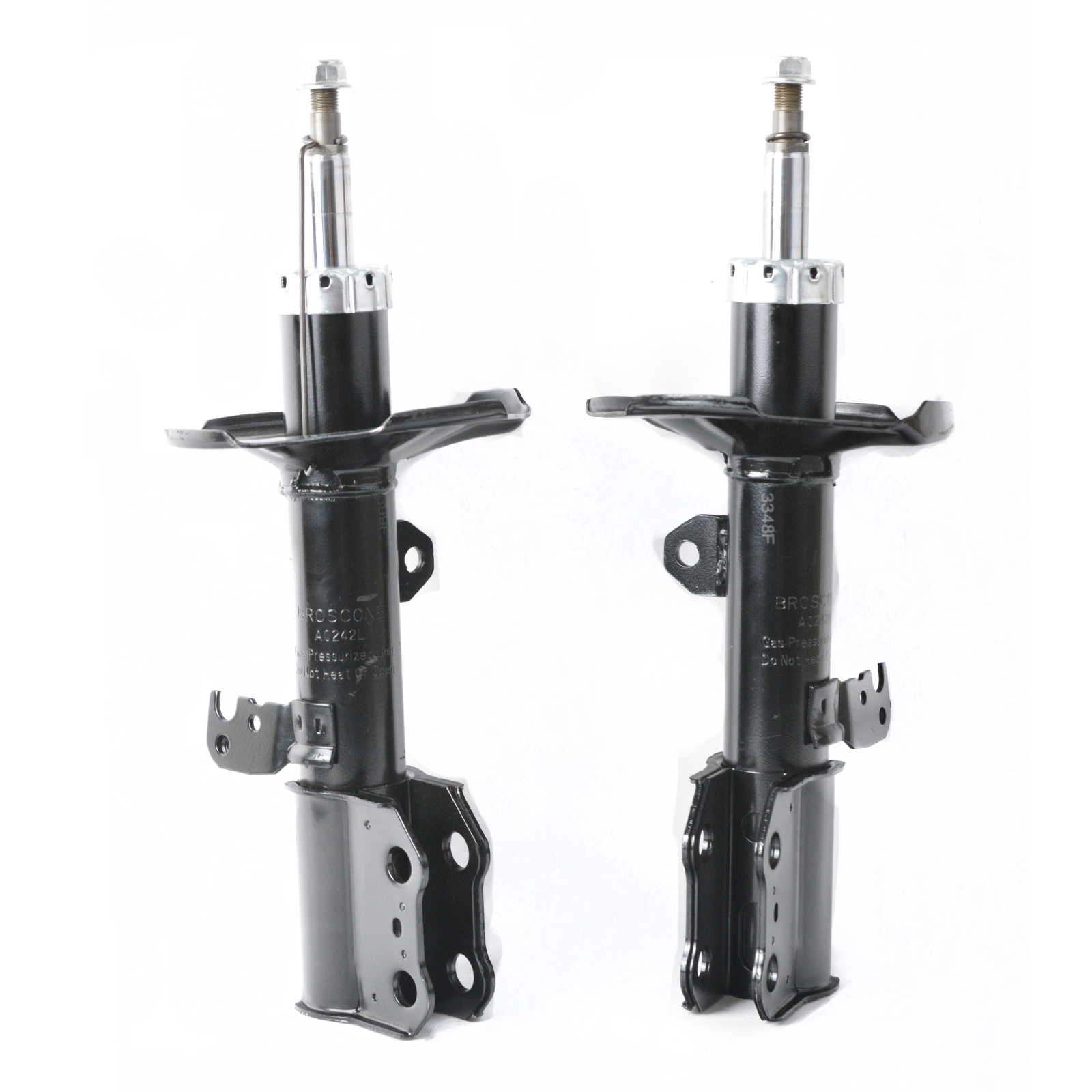 Front Pair Shocks & Struts Absorber For 2003 2004 2005 2006 2007 2008 Toyota Matrix 2WD